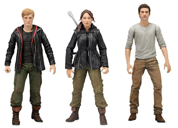 Theyu0027re pretty good sculpts and a nice size for customising. Iu0027ve just used Katniss and Peeta for some customs.  sc 1 st  BtVSFigs - ProBoards & Hunger Games Figures - NECA | BtVSFigs - A Buffyverse Figures Forum