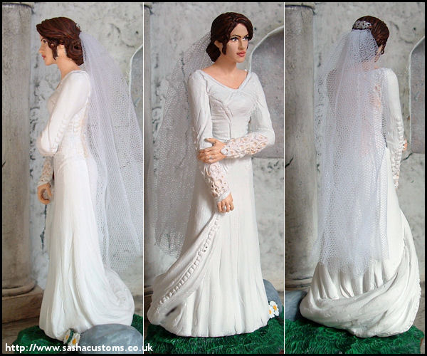 Sasha\'s Customs - Bride Bella Cullen